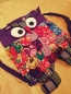 "Preview: recycle Eulen-Rucksack ""Hedwig"""